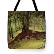 Parkhurst Woods Tote Bag
