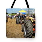 Parking For Lunch Tote Bag