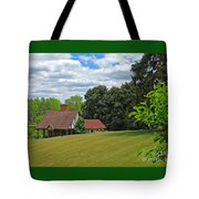 Parkland Cottage Tote Bag