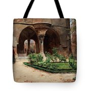 Parkland In Paris Tote Bag