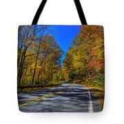 Parkway Road Nc Tote Bag