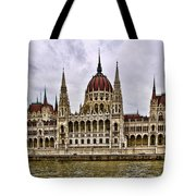 Parliment - Budapest Tote Bag