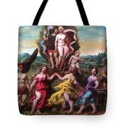 Parnassus Tote Bag