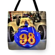 Parnelli At Indianapolis Tote Bag