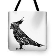 Parrot-black Tote Bag
