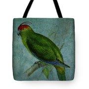 Parrot Fashion Tote Bag