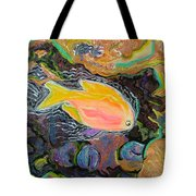 Parrot Fish Are Transgendered  Tote Bag