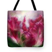 Parrot Tulip 2 Tote Bag