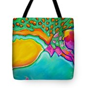 Parrotfish 2 Tote Bag