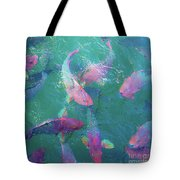 Parrotfish Of The Keys Tote Bag
