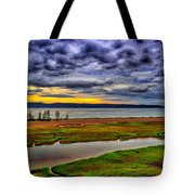 Parrsboro Dawn Tote Bag