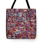 Parshat Kedoshim Leviticus Chs 19 And 20 201827 Tote Bag