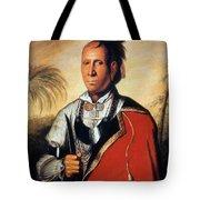 Parsons - Cherokee 1762 Tote Bag