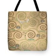 Part Of The Tree Of Life, Part 3 Tote Bag