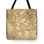 Part Of The Tree Of Life, Part 7 Tote Bag