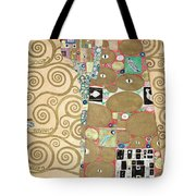 Part Of The Tree Of Life, Part 8 Tote Bag