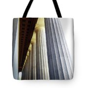 Parthenon Nashville 3 Tote Bag