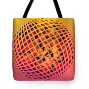 Particle Zoo Tote Bag