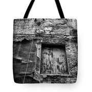 Partly Covered - Venice Tote Bag