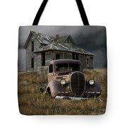 Partners In Time Tote Bag