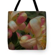 Party Blooms Tote Bag