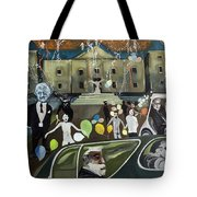 Party Breakers Tote Bag