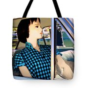 Party Doll Tote Bag