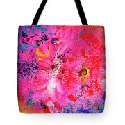 Party Dress Tote Bag