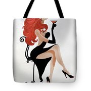 Party Girl 2 Tote Bag