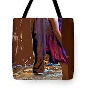 Party Girl Tote Bag