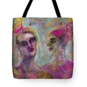 Party Girls Tote Bag