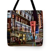 Party In Cleveland Tote Bag