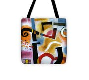 Party In The Kitchen Tote Bag