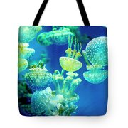 Party In The Lagoon Tote Bag