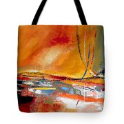 Party Lines Tote Bag
