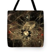 Party Of The Universe Tote Bag