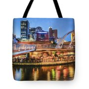 Party On Ponyfish Island   Go Tote Bag