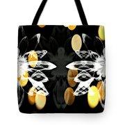Party Petals Tote Bag