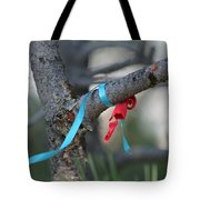 Party's Over Tote Bag