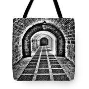 Passage, La Seu, Palma De Tote Bag