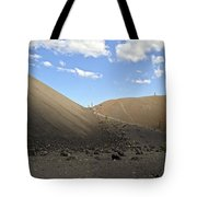 Passage Of Light And Dark Tote Bag