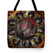 Passage Of Time Series Tote Bag