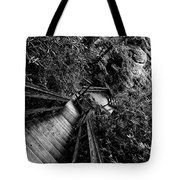 Passage Way Tote Bag