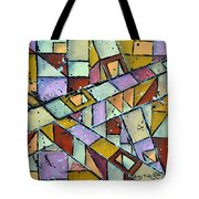 Passages Tote Bag
