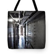 Passageway To The Past Tote Bag