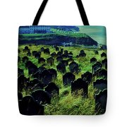 Passed Or Past Residents Of Whitby, Yorkshire Tote Bag