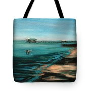 Passing By Again Tote Bag