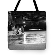 Passing Hastings Tote Bag