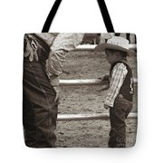 Passing On The Wisdom Tote Bag