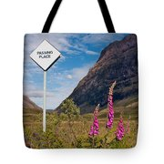 Passing Place Tote Bag